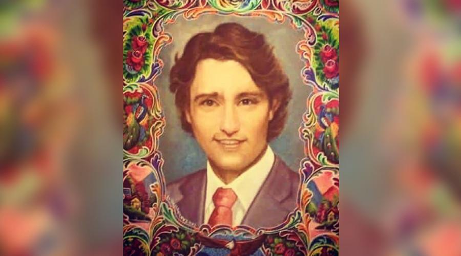 Truck art decor: Canada PM Trudeau gets splashy honor in Pakistan (PHOTOS)