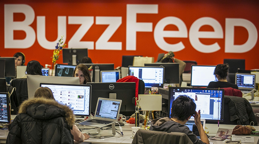 Russian tech expert sues BuzzFeed over Trump dossier 'fake news'