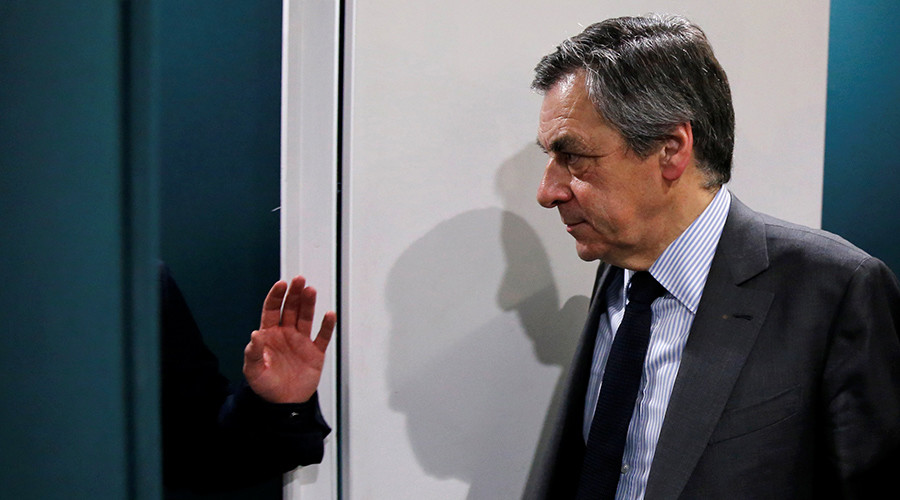 Nearly 70% want French presidential hopeful Fillon out of election race – poll