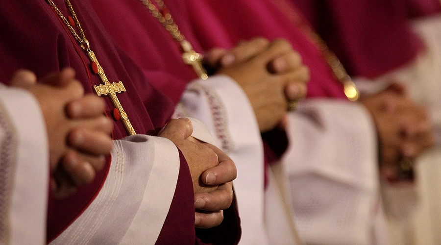 'Unacceptable for a Christian': Italian 'orgy & pimping' priest faces defrocking