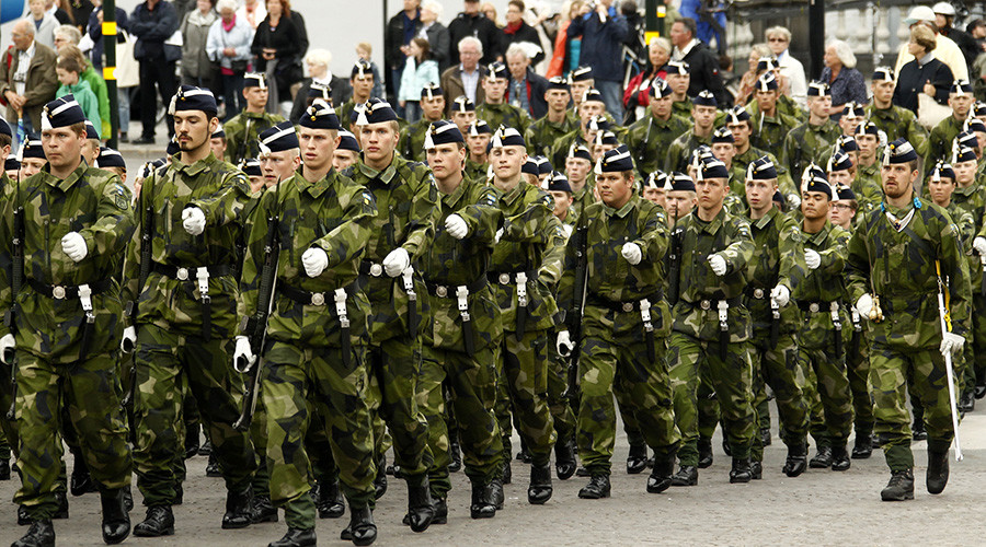 Finland & Sweden mull joining UK-led Joint Expeditionary Force