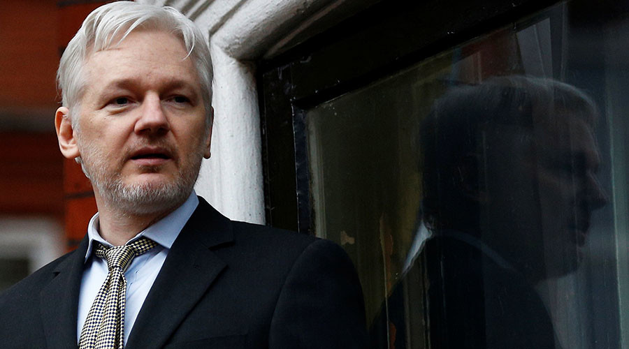 'Restore my liberty': Assange hits out at UK & Sweden over embassy confinement