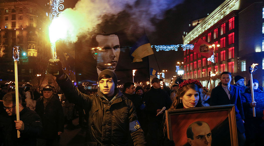 'Ukraine won't make it into EU if keeps glorifying Nazi collaborator' – Poland's Kaczynski