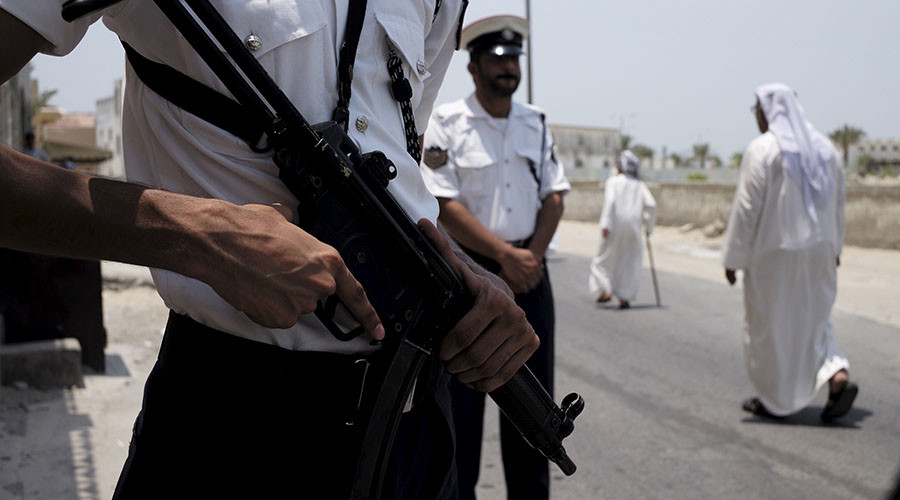 UK covered up intelligence training for Bahrain police, human rights group says