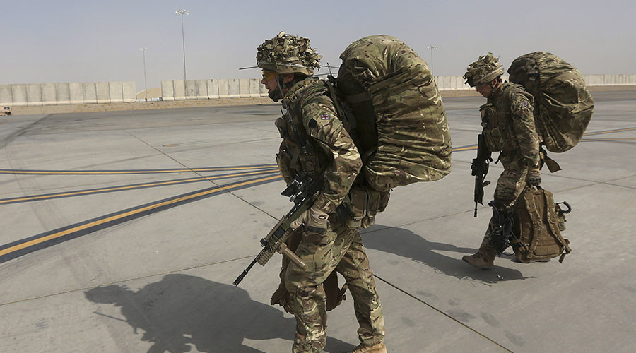 Afghan interpreter blown up by Taliban tells of dangers after working with occupation forces