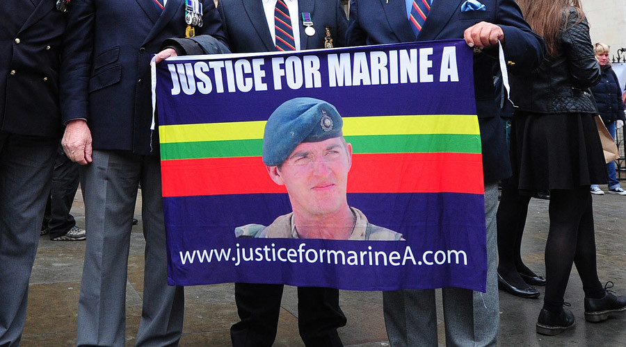 Commando was at 'breaking point' when he executed unarmed insurgent, court hears