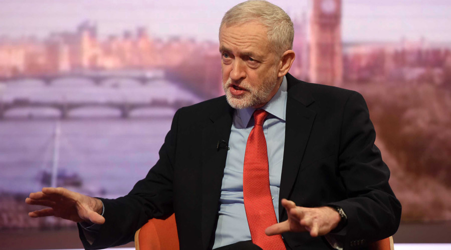 Is Jeremy Corbyn about to stand down as Labour Party leader?