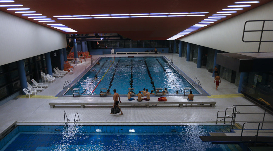 2 asylum seekers suspected of sexually harassing 5 girls in German swimming pool