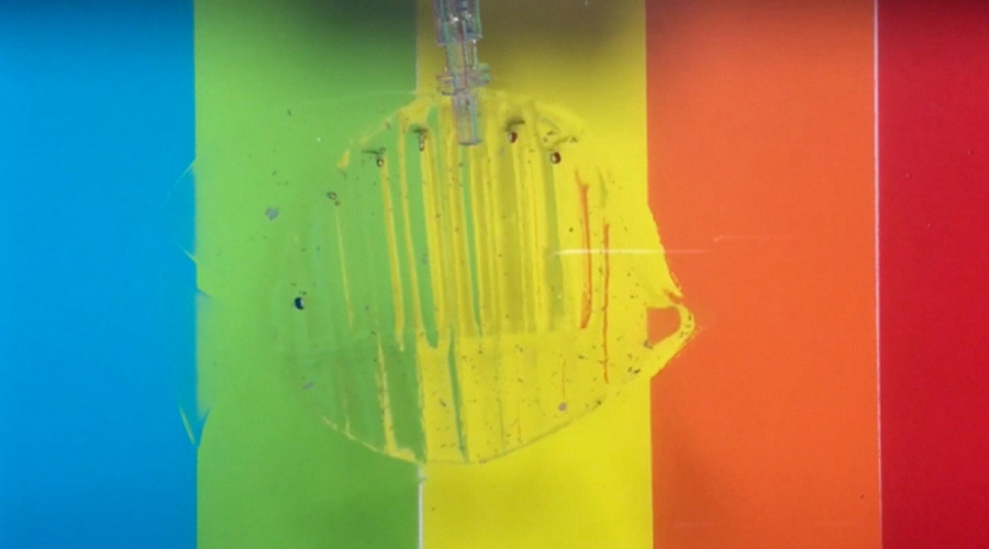 Invisible robots made of water ideal for stealth & surgery (VIDEO)