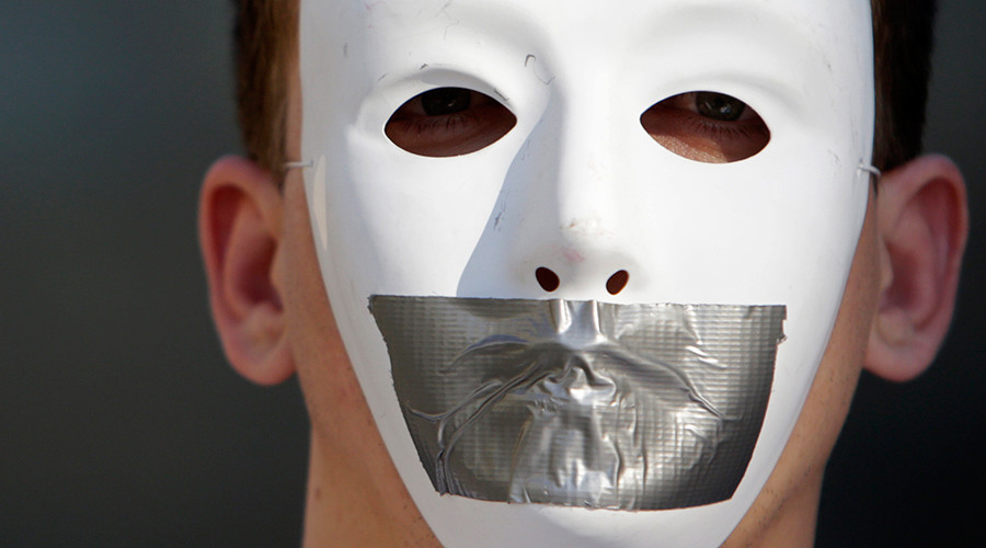 Shut it! West's free speech challenges are sign of systemic insecurity