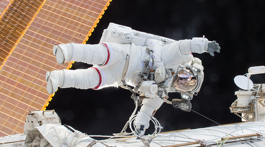New NASA 'poop suit' set for inaugural trip aboard Orion