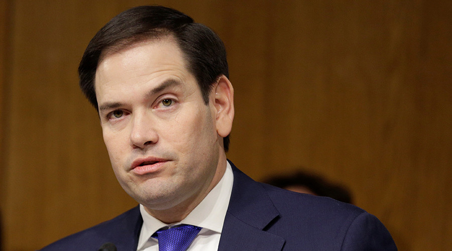 Arming Syrian rebels is 'more difficult' now because US didn't 'empower right people' – Rubio