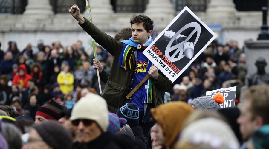 Trident nukes useless against today's actual security problems – CND report