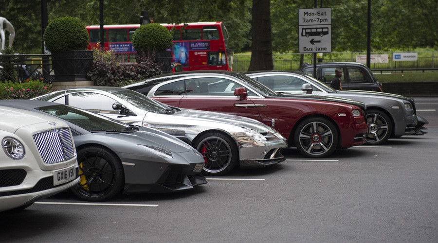 Gulf royal buys central London parking lot for £21mn