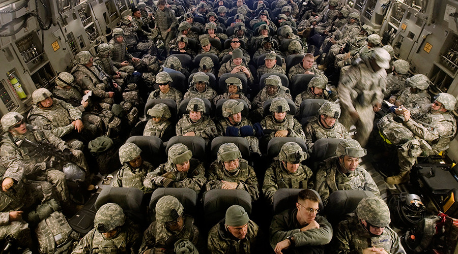 Re-escalation in Afghanistan: Top US general calls for 'a few thousand' more troops