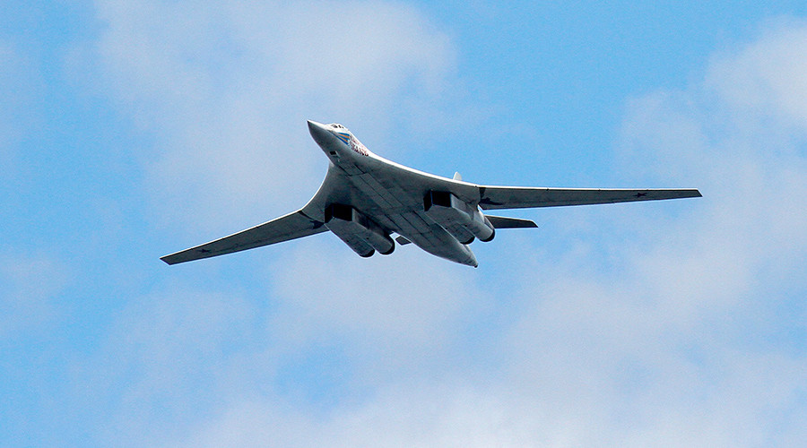 United Kingdom scrambles Typhoon fighter jets to escort Russian bombers