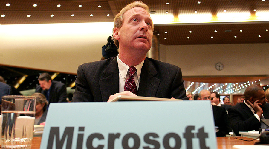 Washington judge rules in favor of Microsoft, against govt gag order
