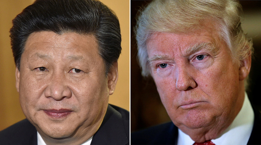 Trump speaks with China's Xi, agrees to uphold 'One China' policy