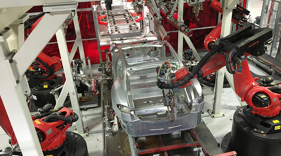 Pilot production of Tesla Model 3 to start Feb 20