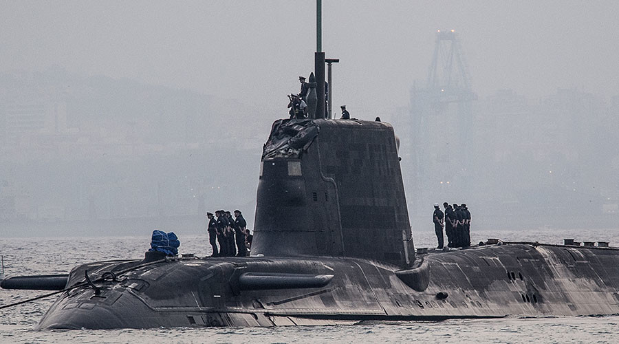 Britain's entire fleet of attack subs 'out of service' – media