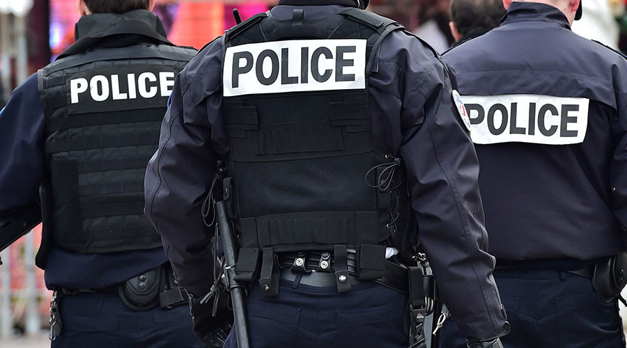 Explosives seized & 4 arrested, including 16yo girl, in French anti-terrorist raid