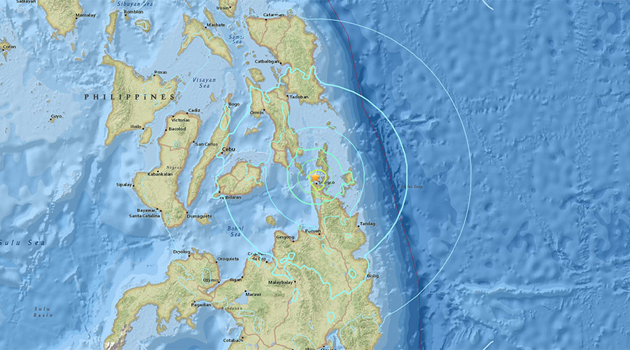 3 killed in Philippines quake