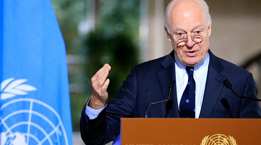 Geneva peace talks may be derailed – UN Syria envoy