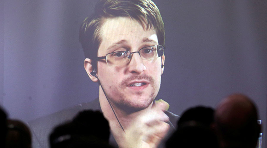 'Evidence I never worked for Russia': Snowden on NBC report claiming he's to be 'gifted' to Trump
