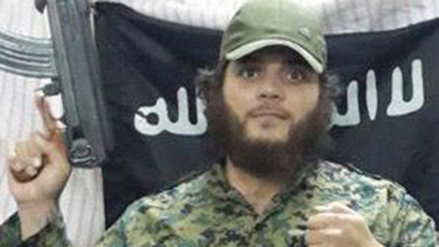 ISIS fighter Khaled Sharrouf becomes first to lose citizenship under Australia's anti-terrorism law
