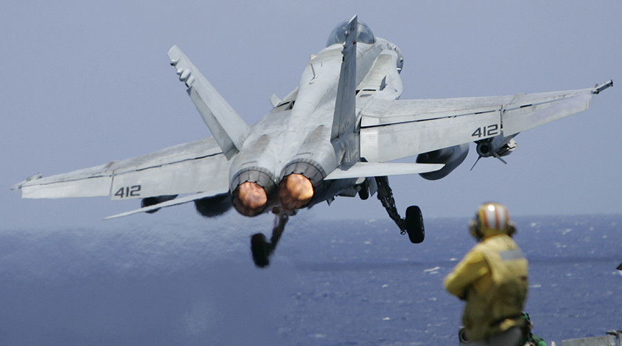 Two-thirds of US Navy strike fighter can't fly – report
