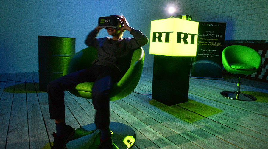 Discover, Engage, Feel: RT relaunches its 'radically-overhauled & unique' 360 video app