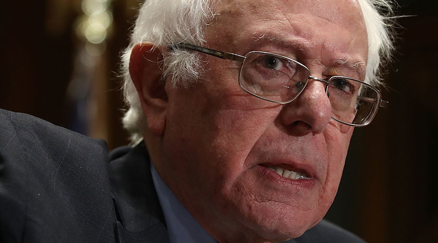 Sanders burns Trump over tweets, says president 'doesn't understand' Constitution