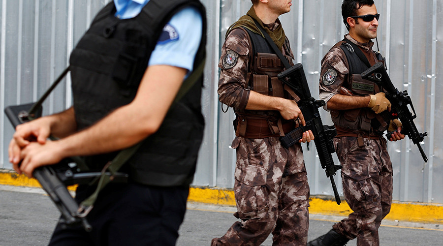 Turkish police foil 'sensational' ISIS terror plot targeting Europe – media