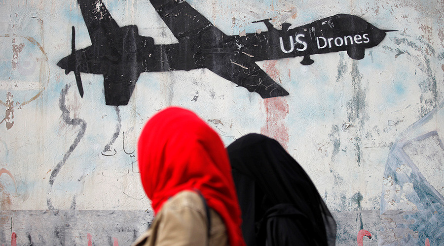 'US military can no longer plead 'collateral damage' when it's been happening for 17 years'