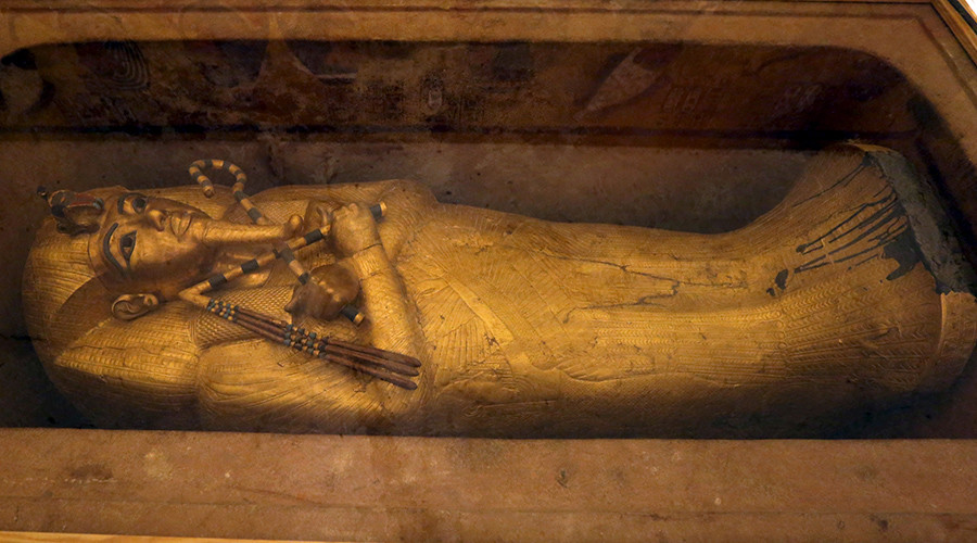 'Discovery of the century': Search for secret King Tut chamber to take place this month