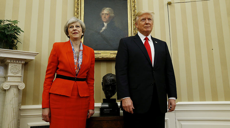 'Dumping Trump': Fury as president's UK state visit could be relocated to Birmingham