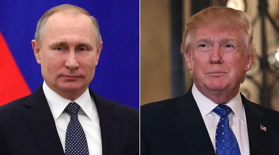 Putin & Trump will meet at G20 summit in July, no deal yet on earlier meeting – Kremlin