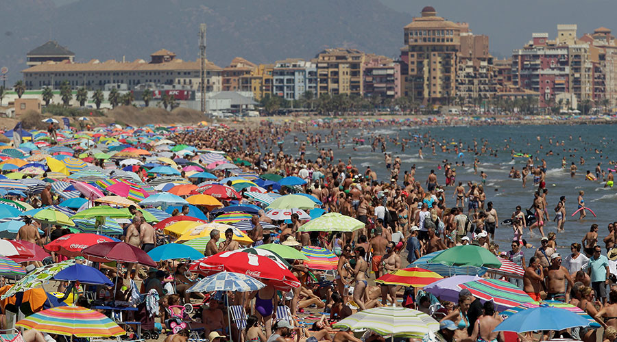 ISIS issues threat against Brits' favorite Spanish holiday destinations