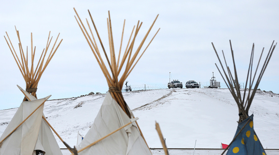 US judge declines to grant tribes' request to halt construction of DAPL