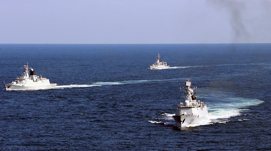 Beijing 'gravely concerned & firmly opposed' to US support of Japan's territorial claims