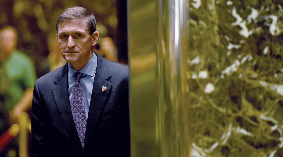'Flynn's resignation victory for mainstream media & Democrats' – ex-Pentagon official to RT