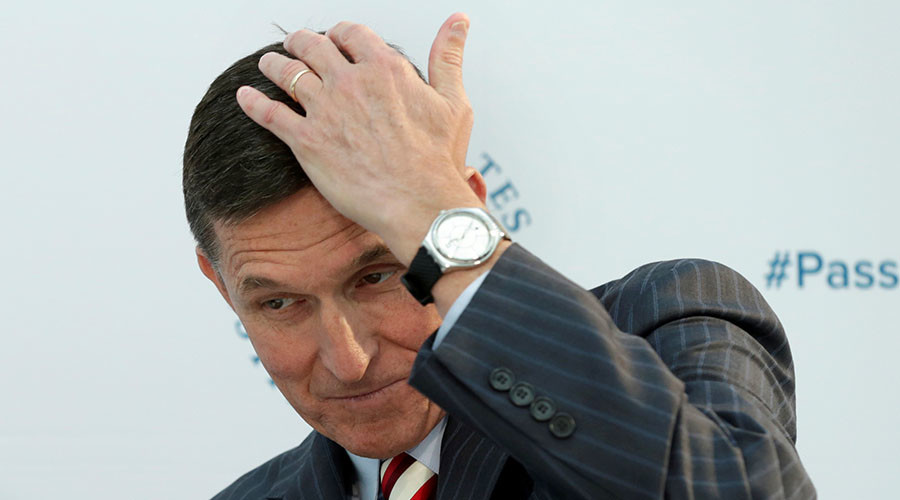 Michael Flynn's resignation 'karma' for Clinton accusations, says Twitter