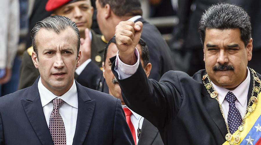 Trump administration sanctions Venezuelan vice president over drug trafficking