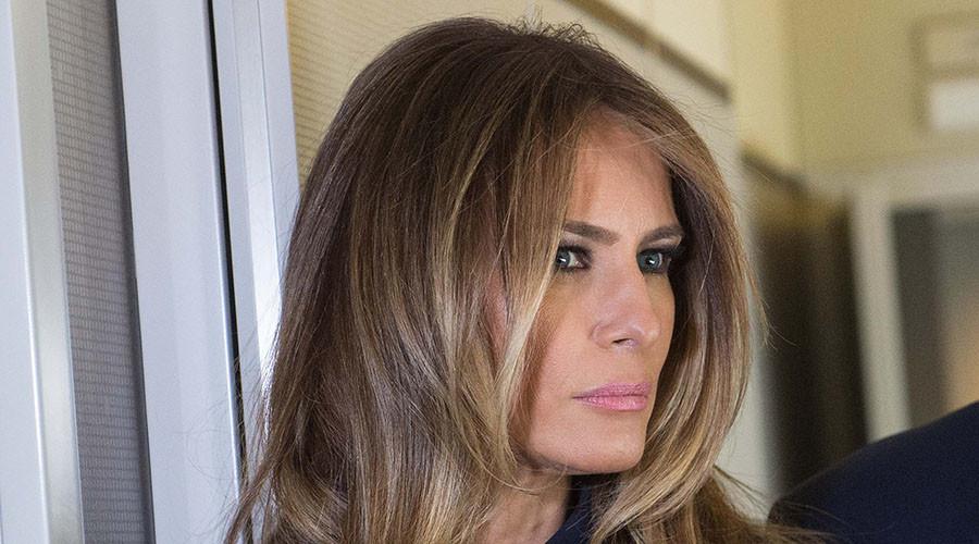 FLOTUS Melania Trump mercilessly trolled for tweet in support of women