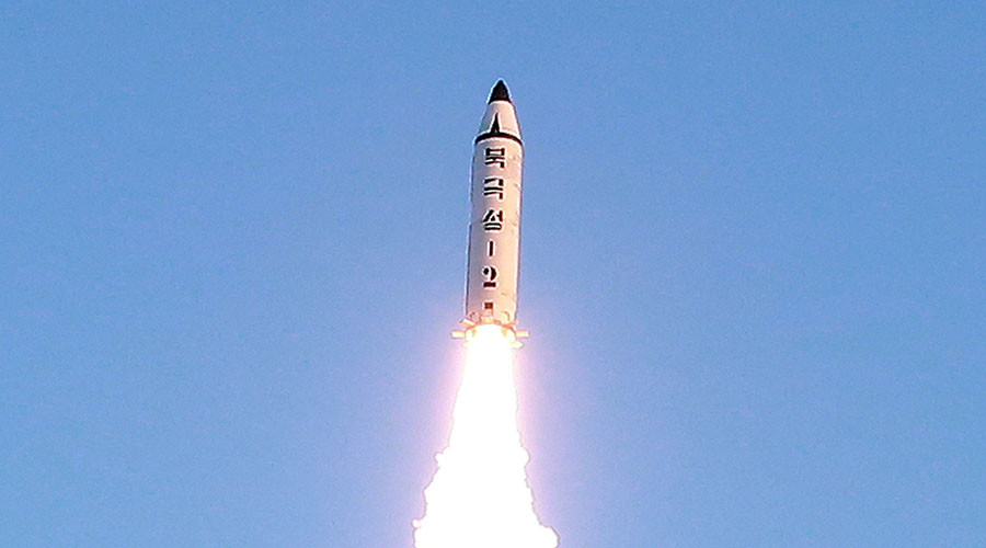 US calls for collective action to hold N. Korea 'accountable' for ballistic missile test