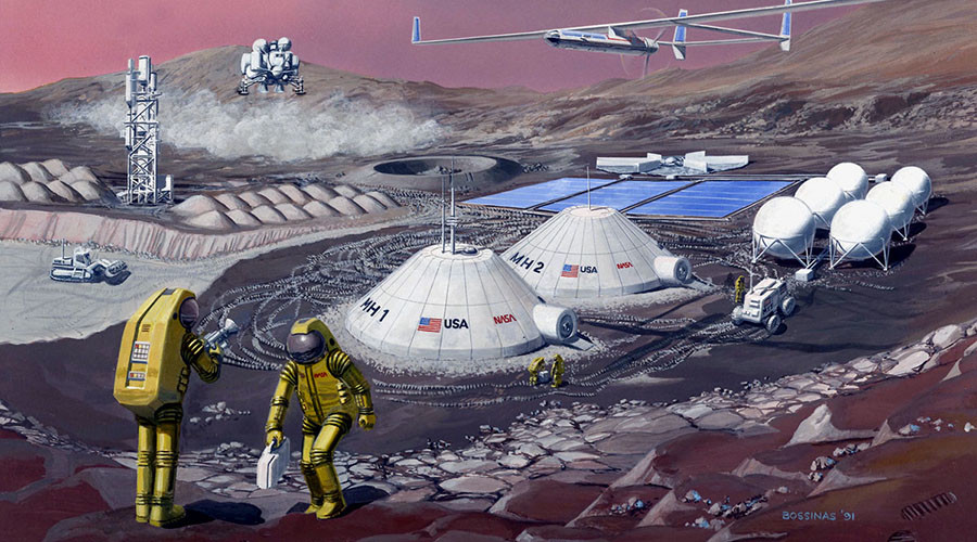 NASA spends $2mn on 'advanced life support tech' for deep space travel