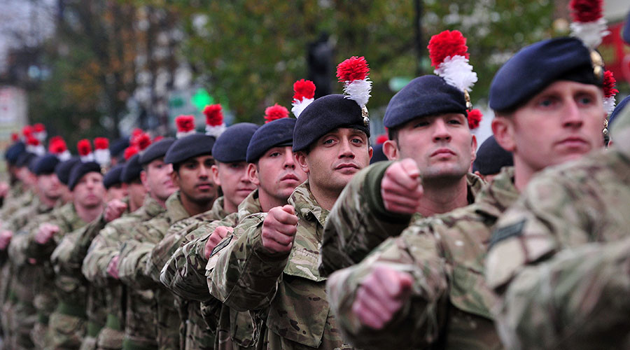 UK govt will strip soldiers of human rights to protect itself from prosecution, lawyers warn