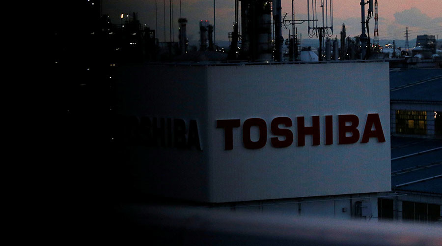 Toshiba boss quits over massive losses in nuclear power projects