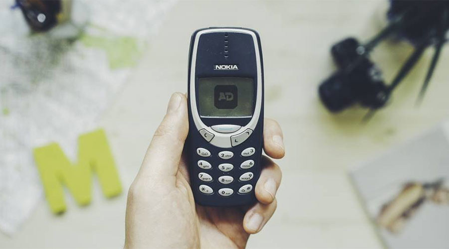 Iconic Nokia 3310 set for relaunch