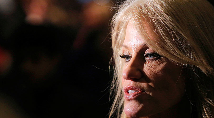 Kellyanne Conway faces Ethics Office investigation, 'retweets' white nationalist same day